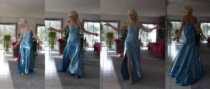 Let it Go by LadyliliCosplay