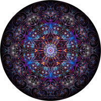 Heaven - Mandala by Lilyas