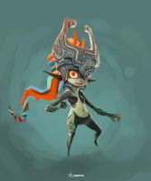 Midna by Roguetwo