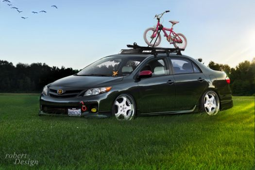 Corolla Euro Style by Rob3rT----Design