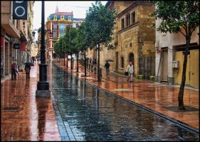 Rainy day by Mr-Vicent