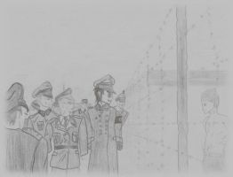 100th Deviation: Death Camp 1944 by catsfriend12