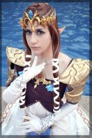 Princess Zelda by Faxen