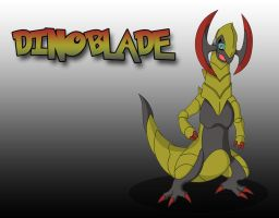 Team Member - Dinoblade by 0parkp