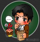 The cutest human Levi Heichou by berryjang