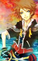Final - Kingdom Hearts: Sora by ProdigyBombay