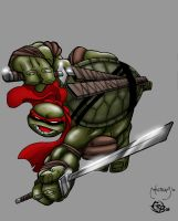 Out of Darkness-Leo by scribblesartist