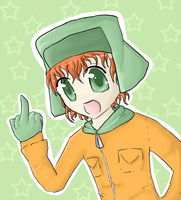 Kyle by CandyHime