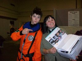 The Timelord and the Vicar by Hatters-Workshop