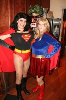 Supergirl Halloween 2010 002 by SabrinaPandora