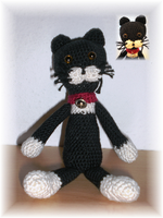 Artemis the cat by Grey-Wolf-86