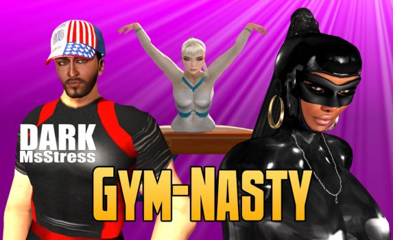 Dark MsStress Gym-Nasty Thumbnail by DarkMsStress