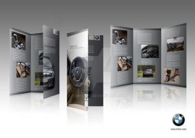 bmw x5 brochure by Tamboly