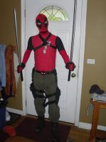 Some Changes to My Deadpool Costume by Darth-Slayer