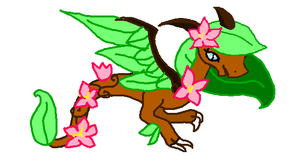 nature dragon by dragonfly1207