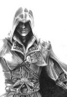 Ezio by Allagar