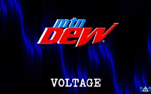 Mountain Dew Voltage WP by secretxax