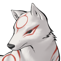 Amaterasu by kittydee