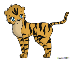 Tiger by scr3aam3r