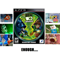 Everyone's Reaction to the New Ben 10 Game. by thekirbykrisis