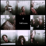 TWD Icons by alice-castiel