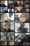 Cloud Strife by PrincessEmerald7