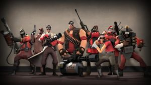My TF2 Class Loadouts (As Of July 2014) by Cowboygineer