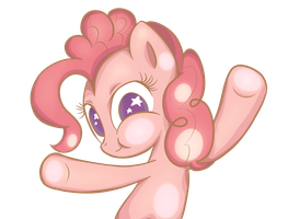 Pinkie Giftcard by Ranoutofideas