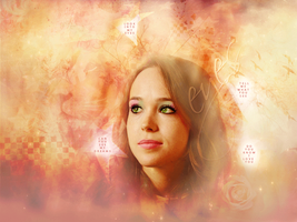 Ellen Page animated blend by Miss-Chili