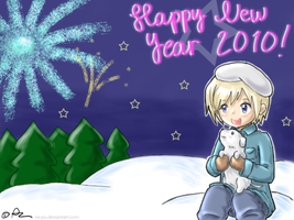 APH - Happy New Year 2010 by rie-pu