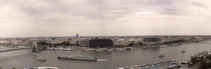 Budapest panorama by ranger2011
