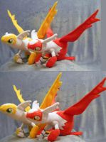 Latias (up for sale) by Rens-twin