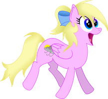 baneswolf8364's oc now vectored! by Sketchy1987