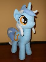 Lyra Heartstrings custom plush by MLPT-fan