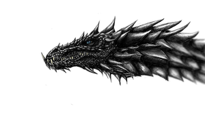 Dragon Head by rebelgirl1416