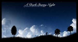 A Dark Starry Night by s3vendays
