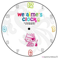 My sister's Clock by iheb003