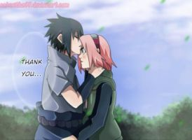 Thank You SasuSaku by Sakuritha97