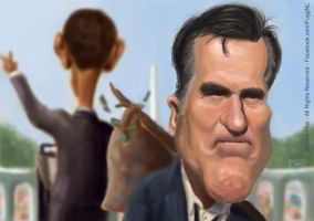 The defeat of Mitt Romney by Fuggedaboudit