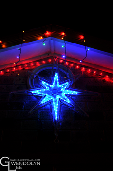 Christmas Lights 31 by GwendolynLee