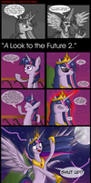 .Comic 26: A Look to the Future 2. by ZSparkonequus