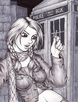 Bad Wolf by dpdagger
