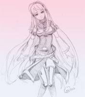 Megurine Luka by Frodude13