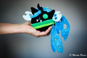 Chrysalis - My Little PonyBall Plush by Masha05