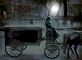 The Hearse by hallbe