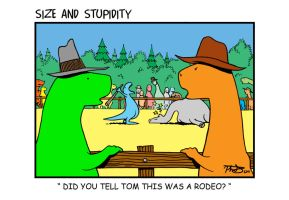 Rodeo by Size-And-Stupidity