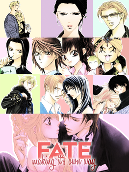 Skip Beat! Fate making it's own way by queennicolee