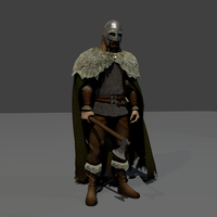Viking project WIP by Beowulf71