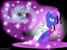 Magic Mare by BastetXCat