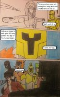 United Legion Comic: TG - Page 2 by BlackMagicProduction